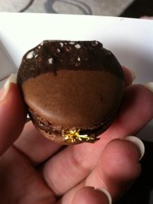 Ferrero Rocher Macaron