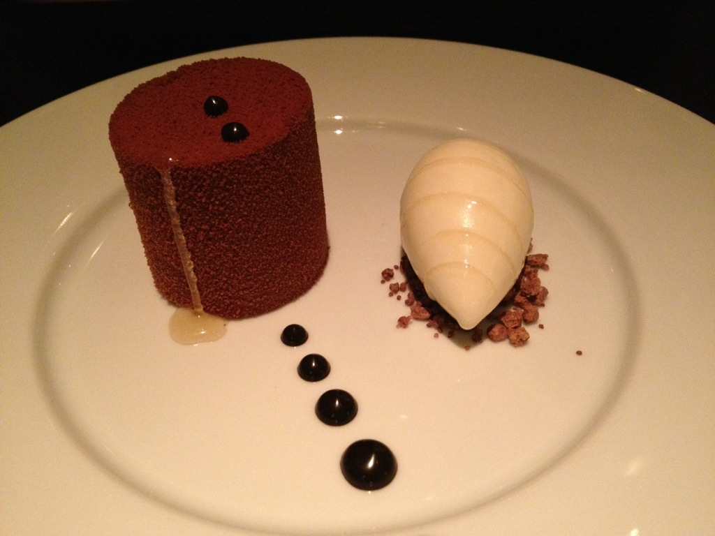 Heston Blumenthal Chocolate Cake