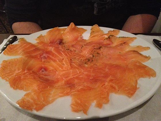 Roscioli-Salmon-Tasting-Plate