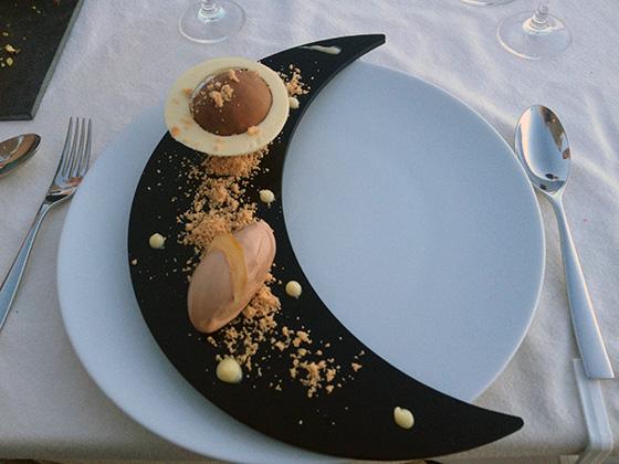 D Dessert Santorini Selene