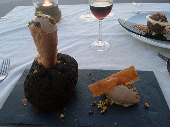 My Dessert Selene Santorini